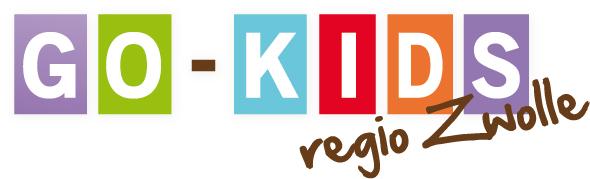 Go-Kids regio Zwolle logo-